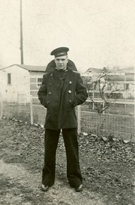 Ralph Scott Williams Jr Navy Picture