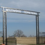 Wildwood Cemetery Entrance