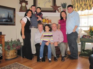 Thanksgiving 2009 - Lufkin, Texas