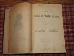 The Works of Charles Dickens Volume 1