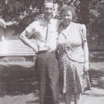 Ernest Miller and May Waits Picture