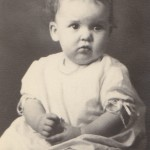 Madrith Jean Williams Baby Portrait