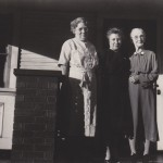 Mellie Waits, Ruth and Susie Williams Picture