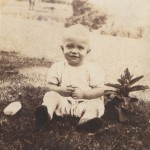 Ralph Scott Williams Jr. Baby Picture