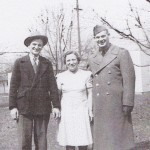 "Ralph Sr. and Ruth Williams and ""Johnny&quot"