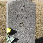 Raymond Larry Knight Headstone