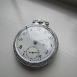 Donald Williams Pocket Watch Front