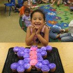 Kaylyn Michelle Davis 5th Birthday Picture