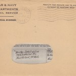 Ralph Scott Williams Jr V-Mail Envelope