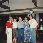 Margie, Beth, Sherman Davis, Lynda, and Mike Hargrave Picture
