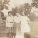 Margie Kirkpatrick, Unknown, and Unknown Picture