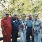 Woody, James, Annell, Sherman, and Virginia Davis Picture