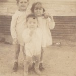 Woody, James, and Annell Davis Picture
