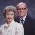 Woody and Margie Davis Portrait