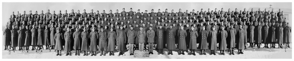 Dick Waits 18th Armored Replacement Battalion Retouched Picture